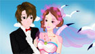 Seaside wedding game for girls