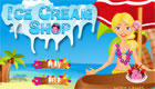 Ice cream waitress game