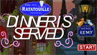 Disney Ratatouille's Restaurant
