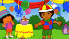 Dora the Explorer -Super Silly Costume Maker