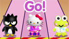 Hello Kitty Roller Racing