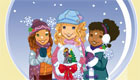 Make a Christmas Snow Globe