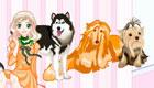 An girls animal salon