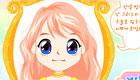 Lilly, the cartoon heroine