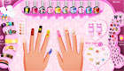 Manicure Shop Game