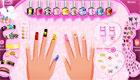 Manicure Shop Game