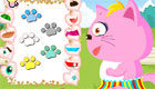 Makeover this cute cat