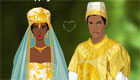 An african wedding for Obama