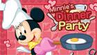 Minnie, a girl chef