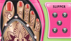 Pedicure Games Online