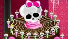 Monster High Cake Game
