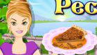 Cooking Pecan Pie