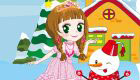 Snow Princess Dress Up
