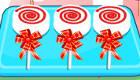 Mint Oreo Lollipops