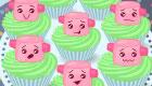Baking Robot Cupcakes