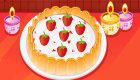 Strawberry Shortcake Cooking Game