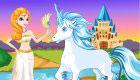 Unicorn Princess Dress Up
