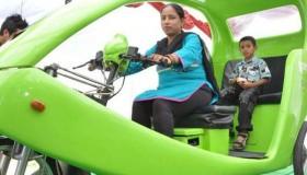 Modern Muse Avani Singh: One 17-Year-Old Girl, One Wheely Good Idea.