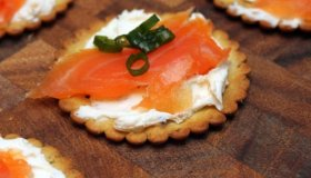 Easy Smoked Salmon Recipe