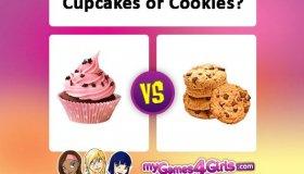 Cupcakes or Cookies?