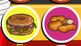 Fast Food Matching Pairs