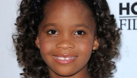 Quvenzhane Wallis, youngest Oscar nominee ever!