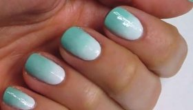 Love nail art? This is the perfect summer mani! (video)