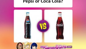 Which drink is best, Pepsi or Coca-Cola?