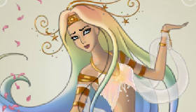 Elements Goddess Dress Up