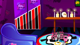 Monster High Room Decorating