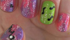 Beautiful celebrity nails: the perfect mani for girls (video)