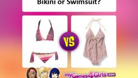 What to wear at the beach, a swimsuit or bikini?