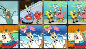 Spongebob Girls' Game