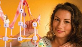 Modern Muse Debbie Sterling: GoldieBlox and the Three... Gears?