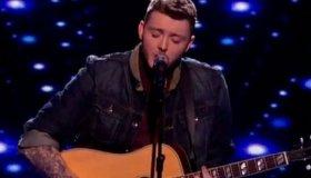James Arthur wins the X-Factor!
