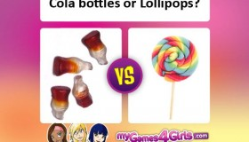 Most popular candy: Which is best, cola bottles or lollipops?