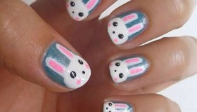 Cute Animal Nail Art - The Most Pretty Mani We've Ever Seen (video)