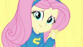 Fluttershy from My Little Pony: Equestria Girls