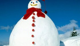 World Snowman Day Competition - Win VIP codes for HiDolls!