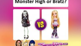 Monster High or Bratz?