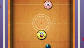 Air Hockey Spongebob