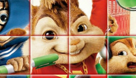 Alvin and The Chipmunks The Squeakquel
