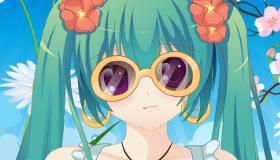 Manga Girl Makeover