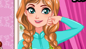 Frozen Anna's Patchwork