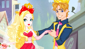 Ever After High Couple