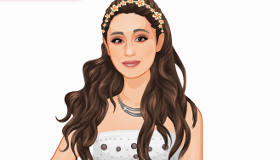 Ariana Grande Dress Up Games for Girls