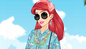 Dress Up Ariel Today