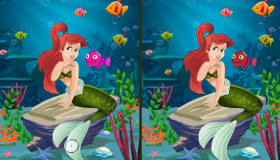 Little Mermaid Educational Game
