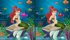 Little Mermaid Educational Game