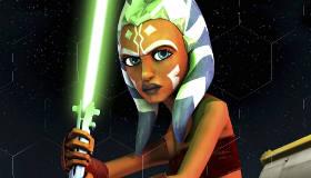 Ashoka Puzzle Star Wars